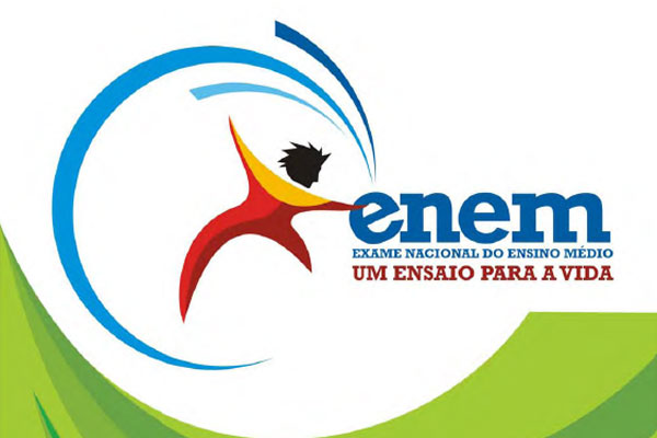 Logo do Enem