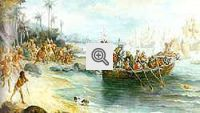 Primeiros contatos entre portugueses e índios