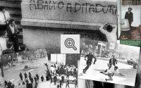 Manifestações contra a Ditadura