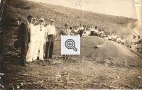 Queima do Cafgé em 1937-38. Foto: Getulio Teixeira de Aguiar