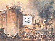 A Tomada da Bastilha, por Jean-Pierre Louis Laurent Houel.