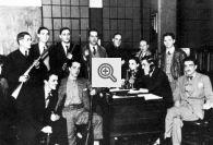 Estudantes ocupam a Companhia Telefônica durante a Revolução Constitucionalista de 1932. Crédito: Nosso Século