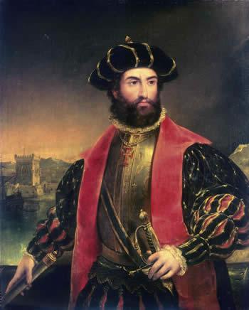 A fantástica viagem de Vasco da Gama rumo à Índia é motivo de muito orgulho  para os marinheiros portugueses que há oitenta e cinco anos mantiveram  firmes em ... 49268395cd9b6