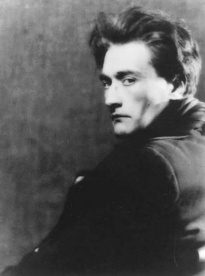 Resultado de imagem para quem foi Antonin Artaud