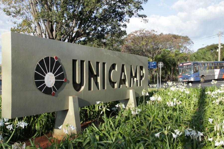 Fachada Unicamp